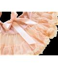 Soft Peach Pettiskirt